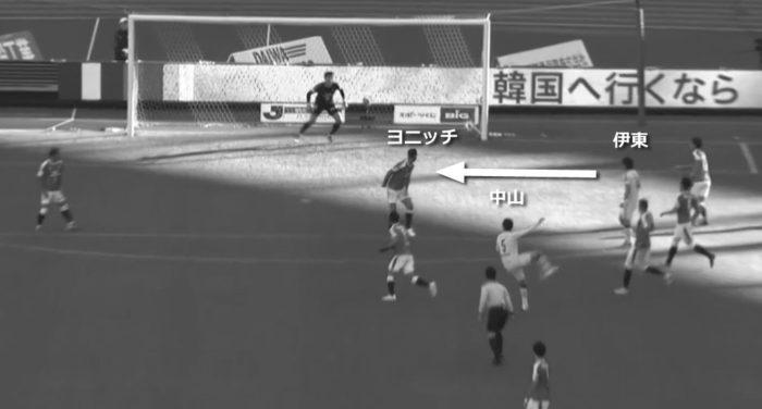 Jリーグ 2018シーズン 33節 セレッソ大阪 柏レイソル 後半7分36秒