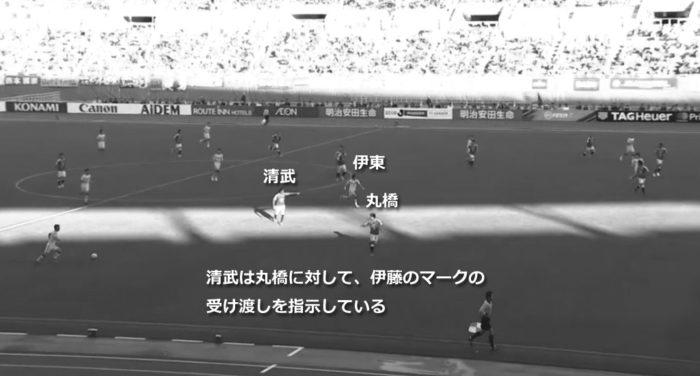 Jリーグ 2018シーズン 33節 セレッソ大阪 柏レイソル 後半12分44秒