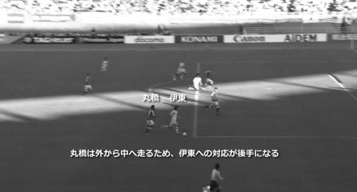Jリーグ 2018シーズン 33節 セレッソ大阪 柏レイソル 後半12分45秒