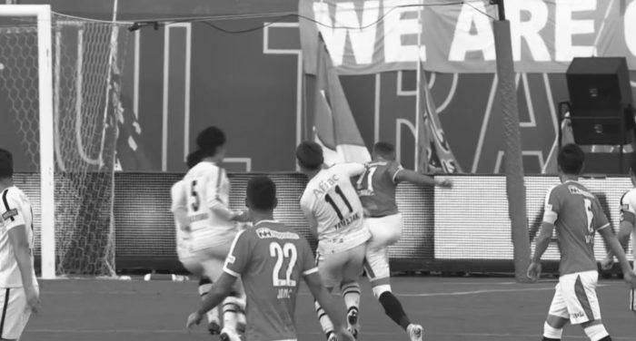 Jリーグ 2018シーズン 33節 セレッソ大阪 柏レイソル 後半25分26秒