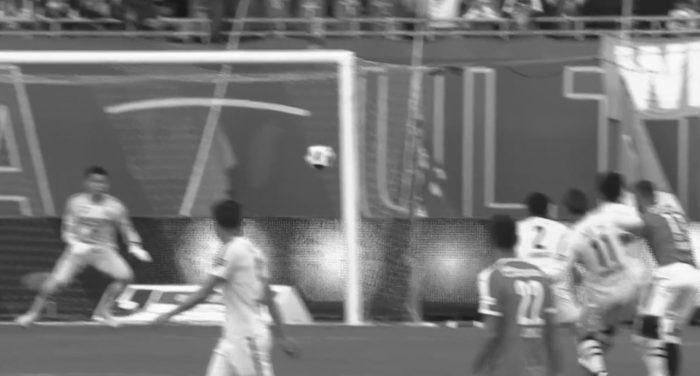 Jリーグ 2018シーズン 33節 セレッソ大阪 柏レイソル 後半25分27秒