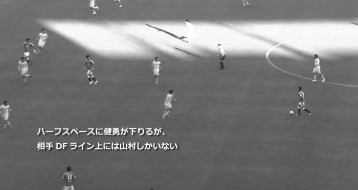 Jリーグ 2018シーズン 33節 セレッソ大阪 柏レイソル 後半73分45秒